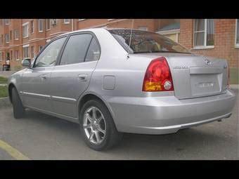 hyundai brio 4dr 2005 hyundai accent pictures 1 5l gasoline ff