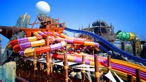 World Yas Yas Waterworld Abu Dhabi Uae