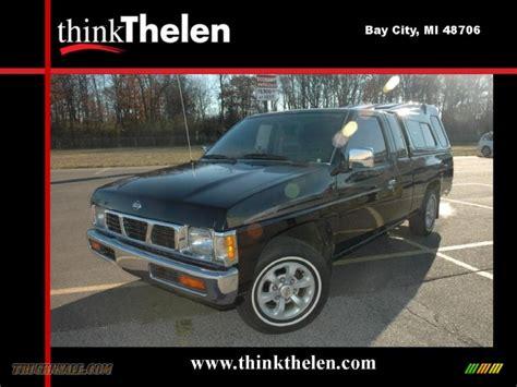 gray nissan truck 1997 nissan hardbody truck se extended cab in black