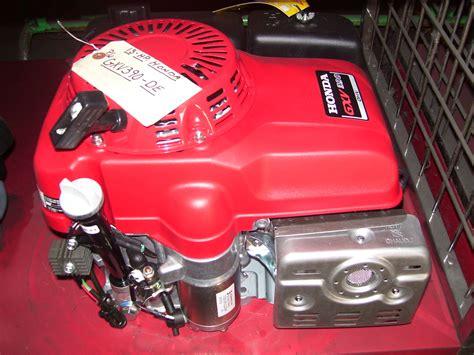 small engine surplus honda gxv390 de 10 2 hp