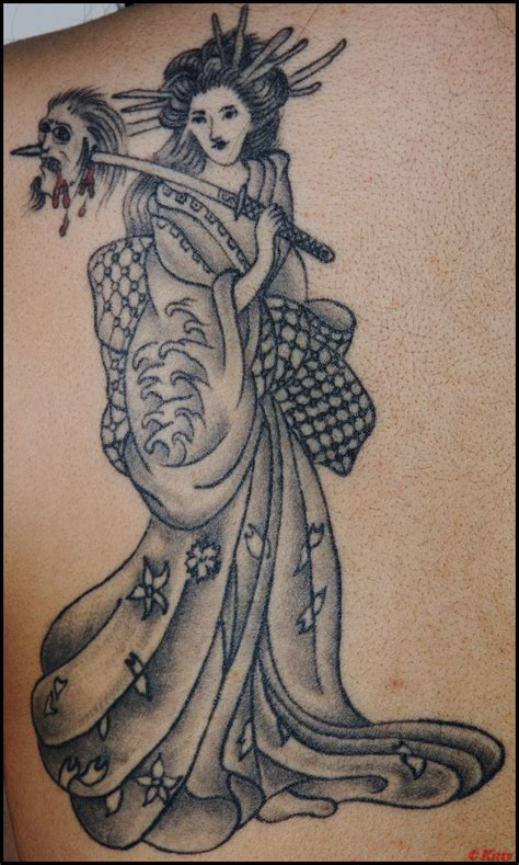 tattoo designs geisha japanese geisha designs ideas picture own