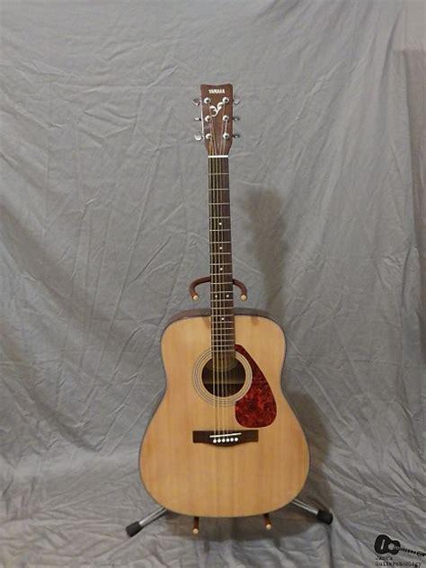 Gitar Akustik Yamaha G 325 yamaha fg 325 acoustic guitar 1980s reverb