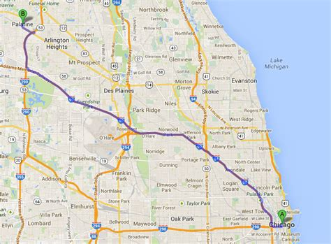 map of palatine illinois palatine il pictures posters news and on your