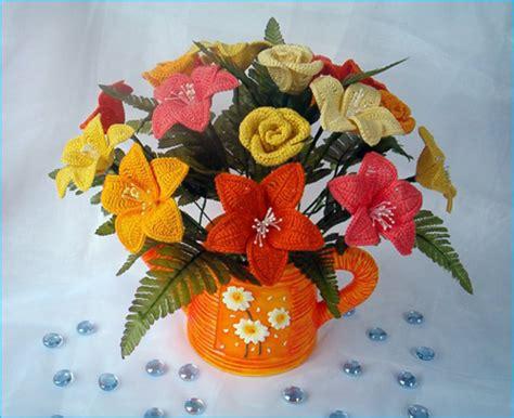 fiori fatti con l uncinetto io ho fatto cosi repubblica it