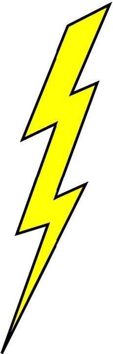Flash Lightning Bolt Outline by Flash Lightning Bolt Logo Clipart Best