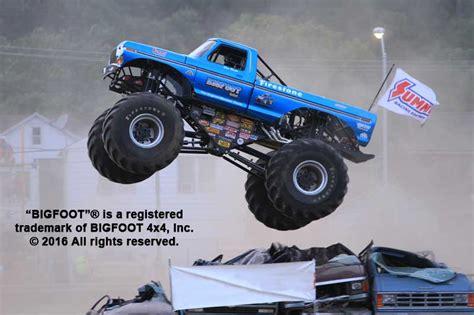 history of bigfoot monster truck history of bigfoot 171 bigfoot 4 215 4 inc monster truck