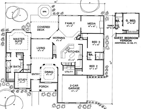 travis house floor plan the travis 2939 3 bedrooms and 2 baths the house designers