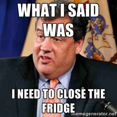 Christie Memes - top 20 chris christie memes that went viral sayingimages com
