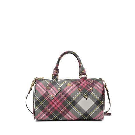Vivienne Westwood Label Empire Bowling Bag by Vivienne Westwood Derby Bowling Bag Lyst