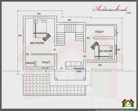 kerala house plans 1500 sq ft incredible kerala house plans with estimate 20 lakhs 1500 sq ft model ground kerala