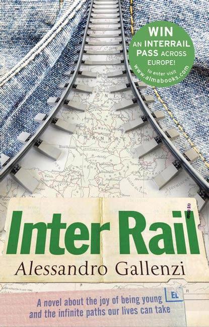 Interrail Gift Card - interrail alma books