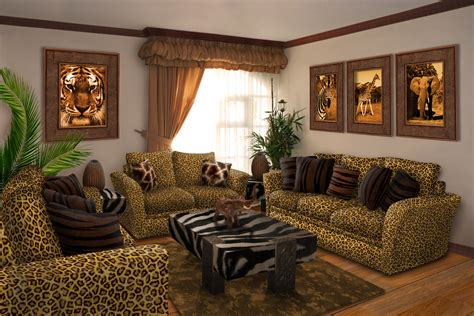 safari living room decor safari living room picture by andrej2249 for interior