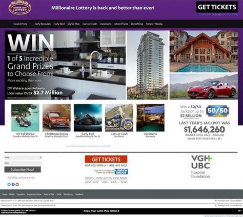 2014 millionaire lottery