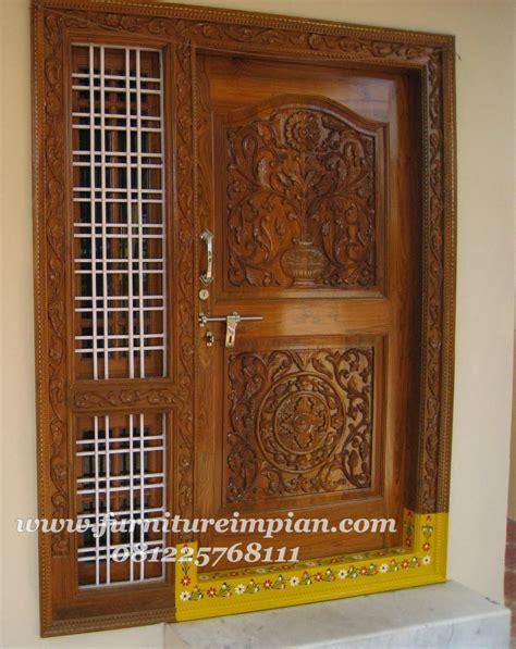 Kayu Jati Jepara Karpet Modern pintu ukiran jepara pintu kayu jati jepara furniture impian rumah idaman