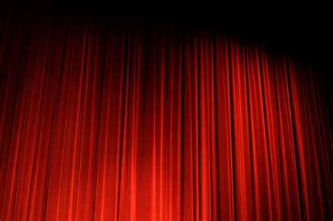 Apple Curtains Gratis Foto Gordijn Rood Stadium Theater Gratis