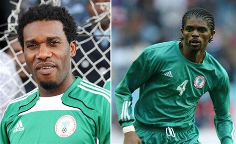 okocha kanu mikel make list of top ten richest players all nigeria soccer the here s the winner of the juggling between okocha and kanu nwankwo how nigeria news