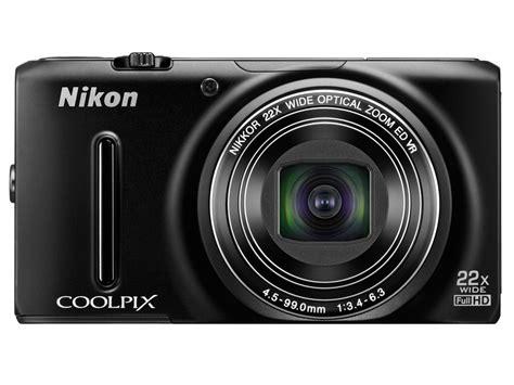 camaras fotograficas digitales nikon nikon coolpix s9500 digital photography review