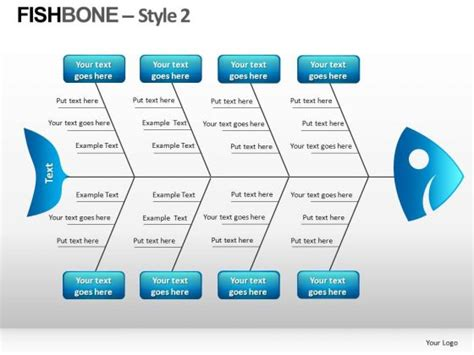 Free Download Fishbone Diagram Template Powerpoint Reboc Info Fishbone Template Powerpoint