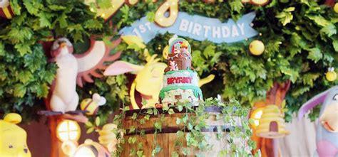 Baby Shower Safari Cake by Kara S Party Ideas Winnie The Pooh Archives Kara S Party