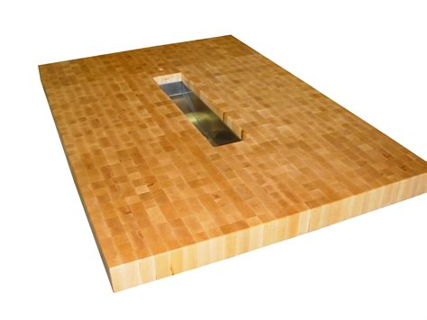 Tung On Butcher Block Countertop by Maple Wood Countertop Photo Gallery By Devos Custom