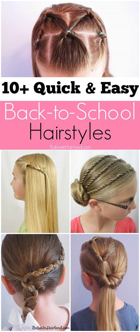 Hairstyles For School Picture Day by Middle School Picture Day Hairstyles Www Pixshark
