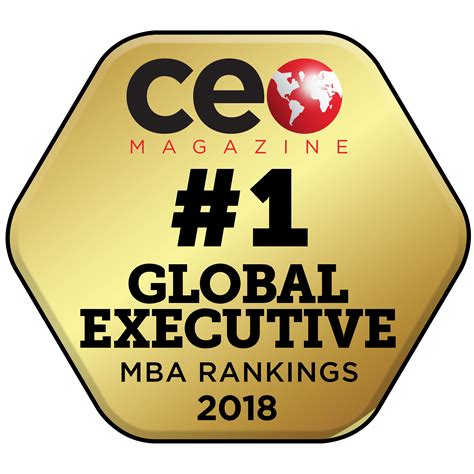 Global Executive Mba by Staying On Top Telfer Executive Mba Ranked 1 Global