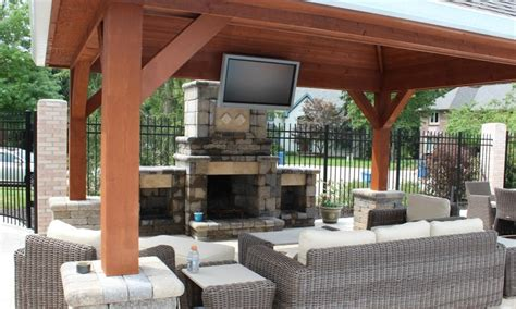 backyard living space design ideas for your outdoor living space eagleson