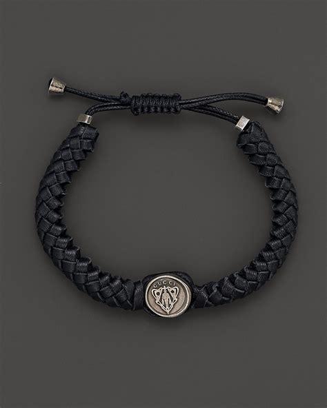 Gucci Crest Bracelet   Bloomingdale's