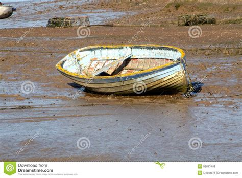 old dinghy boat old dinghy stock photo image 52613409