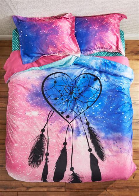 dreamcatcher bedding heart dreamcatcher comforter set full queen bedding