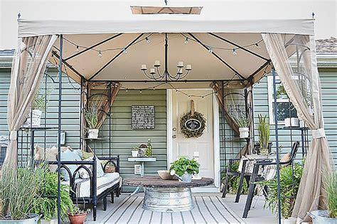 backyard living magazine website outdoor patio canopy ideas patio design patio ideas