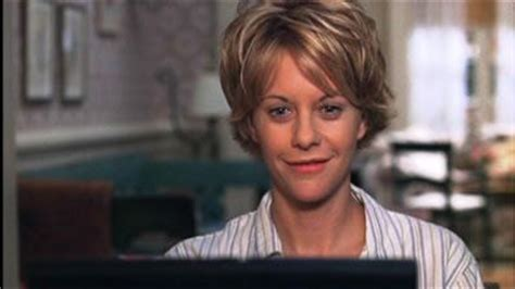 meg ryan hair youve got mail an open letter to the late great nora ephron zelda scout