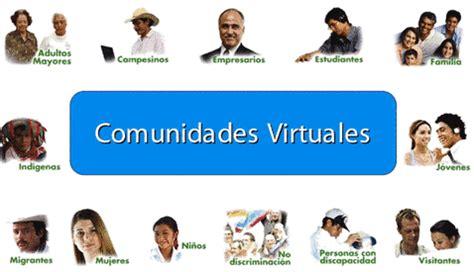 las imagenes virtuales existen tic comunidades virtuales