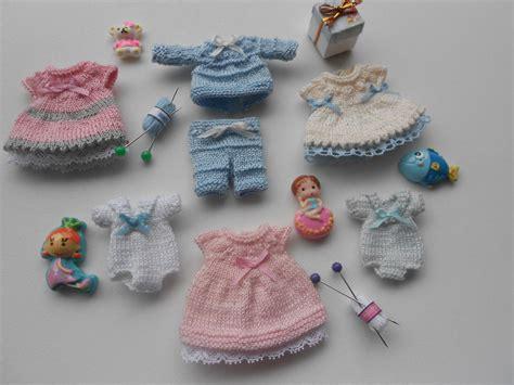 mini knitting pattern knitting miniature dress top my