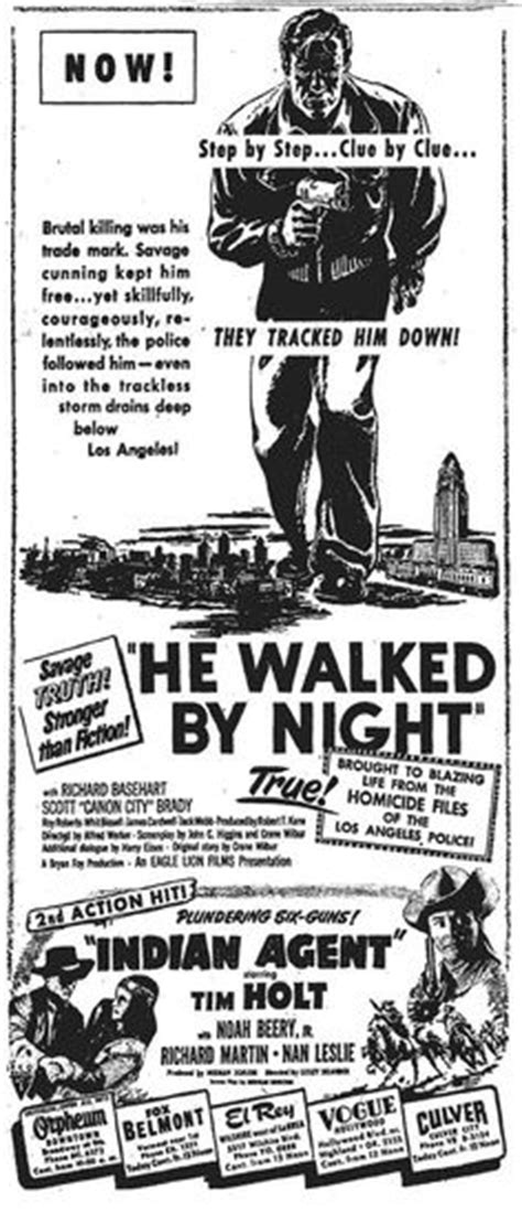 he walked by night 1948 film noir thriller youtube 1000 images about film posters on pinterest film noir