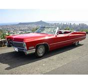 1967 Cadillac DeVille Convertible Pictures