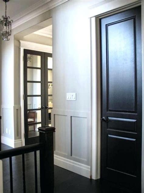 interior design grey walls white trim gray walls white trim black doors revere pewter with black