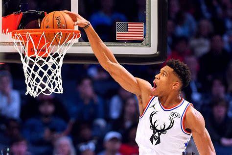 nba slam dunk contest        time