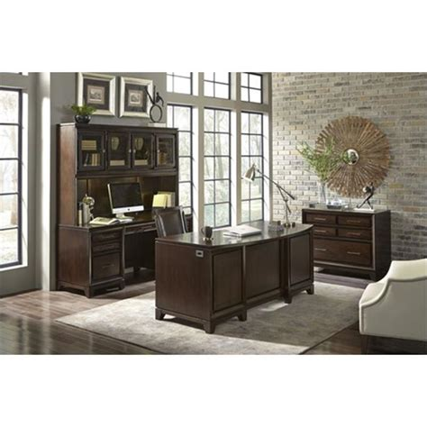 i73 300t aspen home furniture 7in ped executive