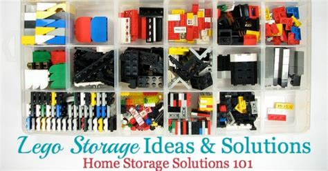home storage solutions 101 lego storage ideas solutions real life exles