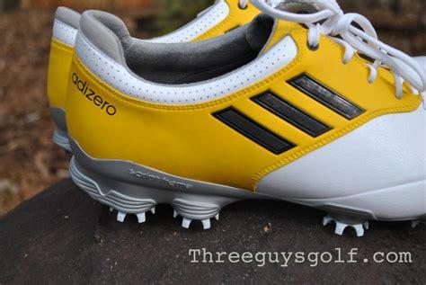 adidas adizero golf shoes three guys golf