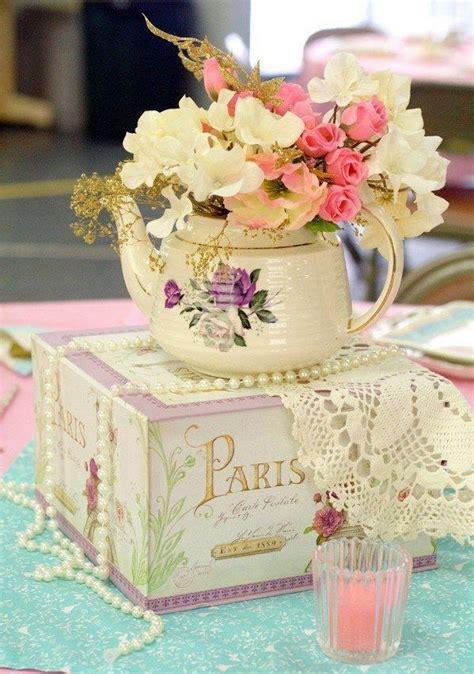 tea bridal shower supplies retro bridal shower ideas tips for organization decor and menu