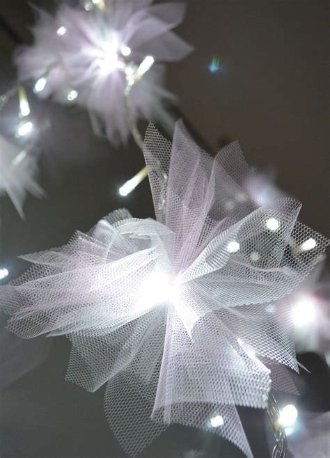 Make your own Fairy Lights for a wedding reception