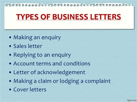 Business Letter Writing, E mail Guidelines & Etiquette