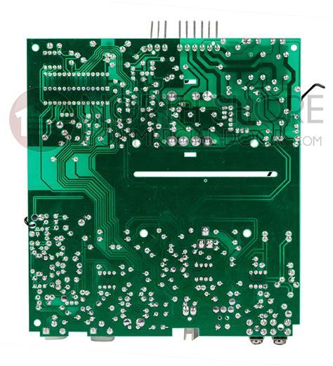stanley garage door opener circuit board model