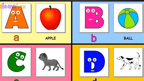 Letter Song Hd A Is For Apple Nursery Rhyme Collection Abc Song Alphabets Song Phonics Rhyme
