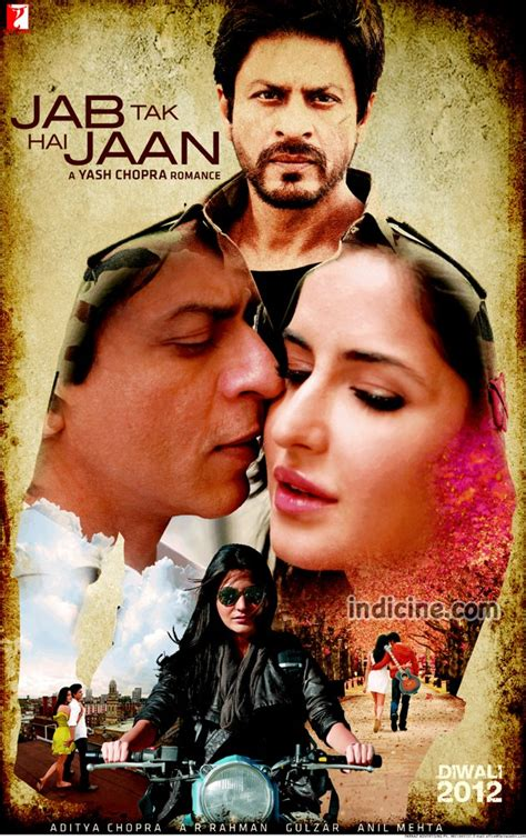 film india terbaru shahrukh khan full movie jab tak hai jaan shahrukh khan s next