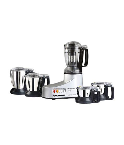 Panasonic Mixer Grinder panasonic mx ac555 mixer grinder 5 jars mx ac555