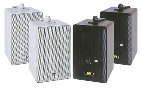 backyard speaker system dpi 60 indoor outdoor speaker system