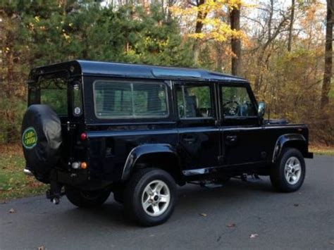 how to learn about cars 1987 land rover range rover windshield wipe control find used 1987 land rover defender 110 right hand drive in durham connecticut united states